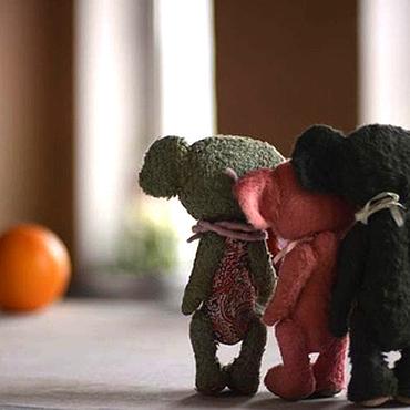 Куклы и игрушки ручной работы. Ярмарка Мастеров - ручная работа Три Че. Handmade.