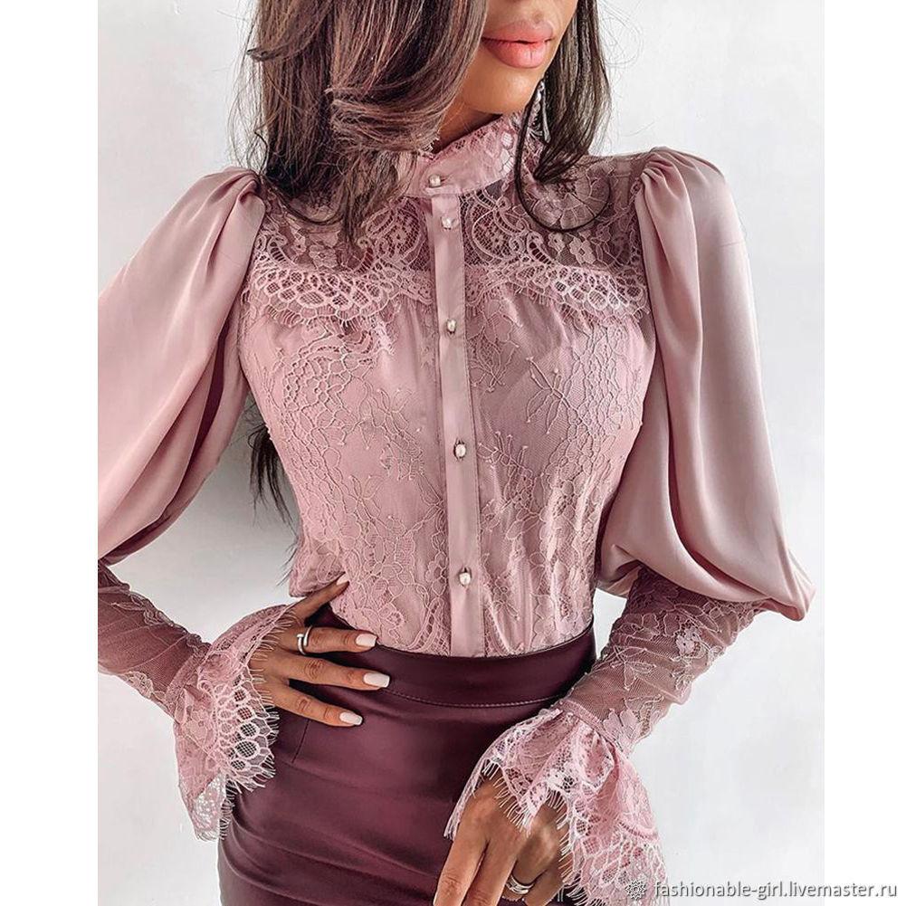 Блузка для женственных, Блузки, Павловский Посад,  Фото №1