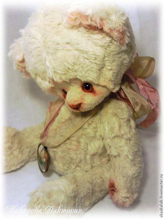 Мишки Тедди ручной работы. Ярмарка Мастеров - ручная работа. Купить Олби (Усыновлен). Handmade. Бежевый, синтепух