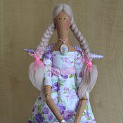 Куклы и игрушки ручной работы. Ярмарка Мастеров - ручная работа Тильда кукла. Handmade.