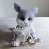 Куклы и игрушки ручной работы. Ярмарка Мастеров - ручная работа Заяц-побегаец. Handmade.