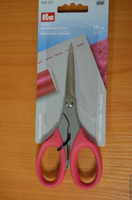 """Шитье ручной работы. Ярмарка Мастеров - ручная работа. Купить Ножницы для рукоделия 5,5"""" (14 см), PRYM. Handmade."""