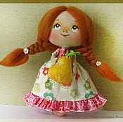 Куклы и игрушки ручной работы. Ярмарка Мастеров - ручная работа Грушечка. Handmade.