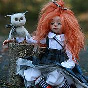 Куклы и игрушки ручной работы. Ярмарка Мастеров - ручная работа Фанни. Handmade.