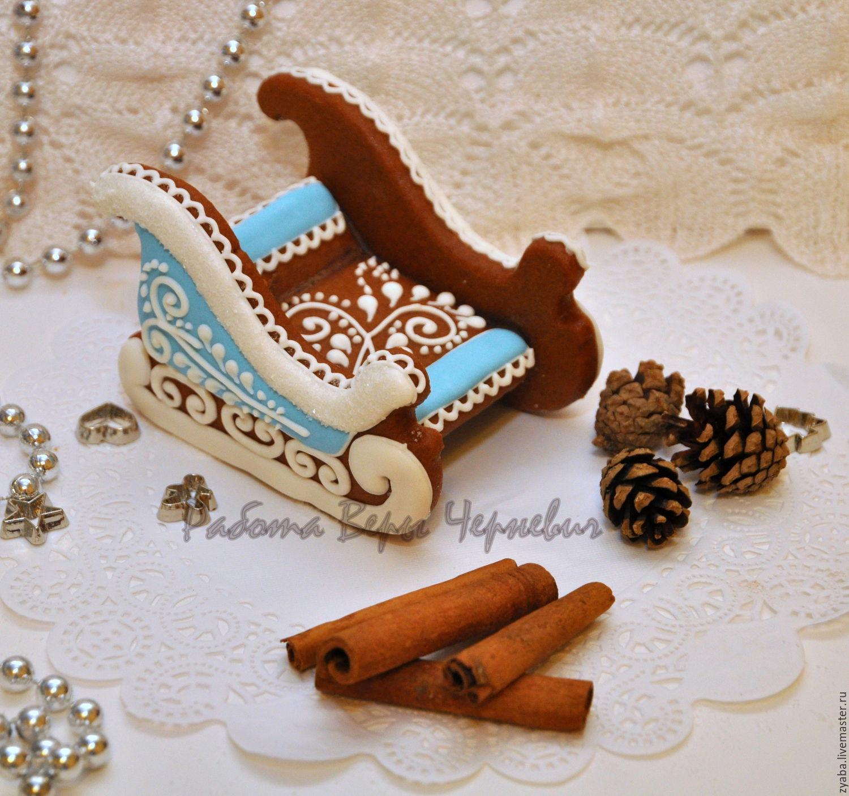 Новогодние сувениры с конфетами