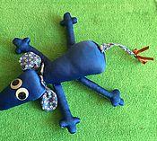 Куклы и игрушки ручной работы. Ярмарка Мастеров - ручная работа Мышка в цветочек. Handmade.