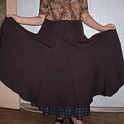 Одежда ручной работы. Ярмарка Мастеров - ручная работа юбка из 12-ти клинов. Handmade.