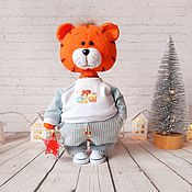 Куклы и игрушки handmade. Livemaster - original item Matvey the Tiger. Symbol of the year 2022. Handmade.