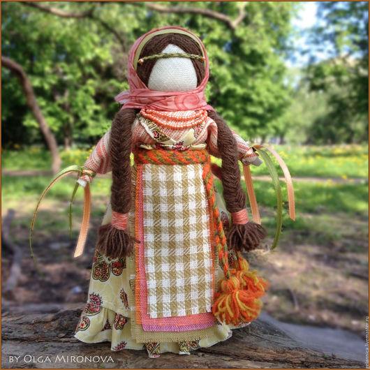 Народные куклы ручной работы. Ярмарка Мастеров - ручная работа. Купить Желанница. Handmade. Желанница, желание, исполнение желаний