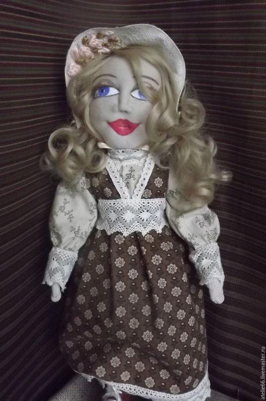 Человечки ручной работы. Ярмарка Мастеров - ручная работа. Купить Кукла ручной работы Энни и Лизи. Handmade. Комбинированный