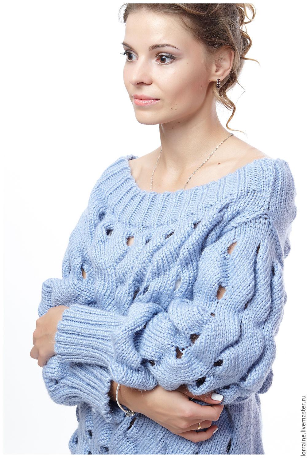 8e2611995909 Вязаный свитер