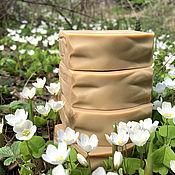 Косметика ручной работы handmade. Livemaster - original item Natural Ginger Oil Soap. Handmade.
