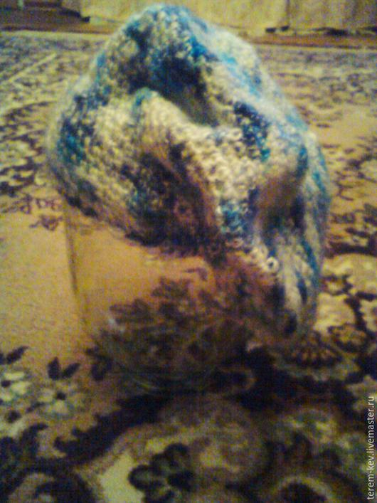 Береты ручной работы. Ярмарка Мастеров - ручная работа. Купить Шапочки, шарфы, береты. Handmade. Бежевый, берет