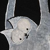 """Одежда ручной работы. Ярмарка Мастеров - ручная работа Котофточка """"Кот Саймона"""". Handmade."""