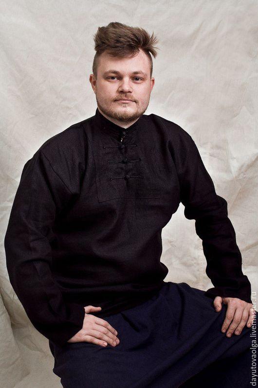 """Одежда ручной работы. Ярмарка Мастеров - ручная работа. Купить Рубаха """"Ивана Грозного"""". Handmade. Рубаха, рубаха мужская, лён"""
