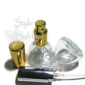 Материалы для творчества handmade. Livemaster - original item Perfume flacon 11 ml. Handmade.