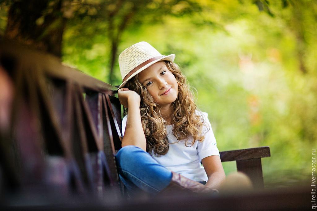 Детская фотопрогулка с Олесей, Фото, Москва,  Фото №1