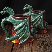 Для дома и интерьера handmade. Livemaster - original item Mug