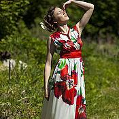 Одежда handmade. Livemaster - original item Poppy dawn. Handmade.