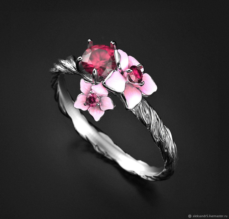 Ring: Flowers, Rings, Tolyatti,  Фото №1