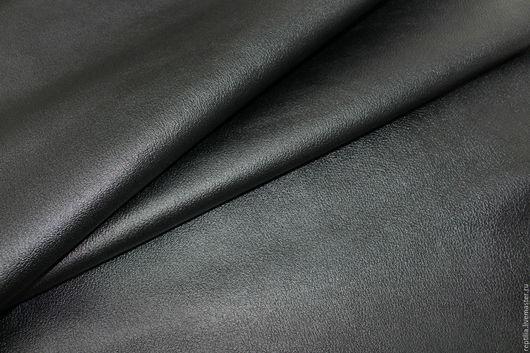 """Шитье ручной работы. Ярмарка Мастеров - ручная работа. Купить Натуральная кожа КРС """"Black""""!. Handmade. Кожа, кожа в кусках"""
