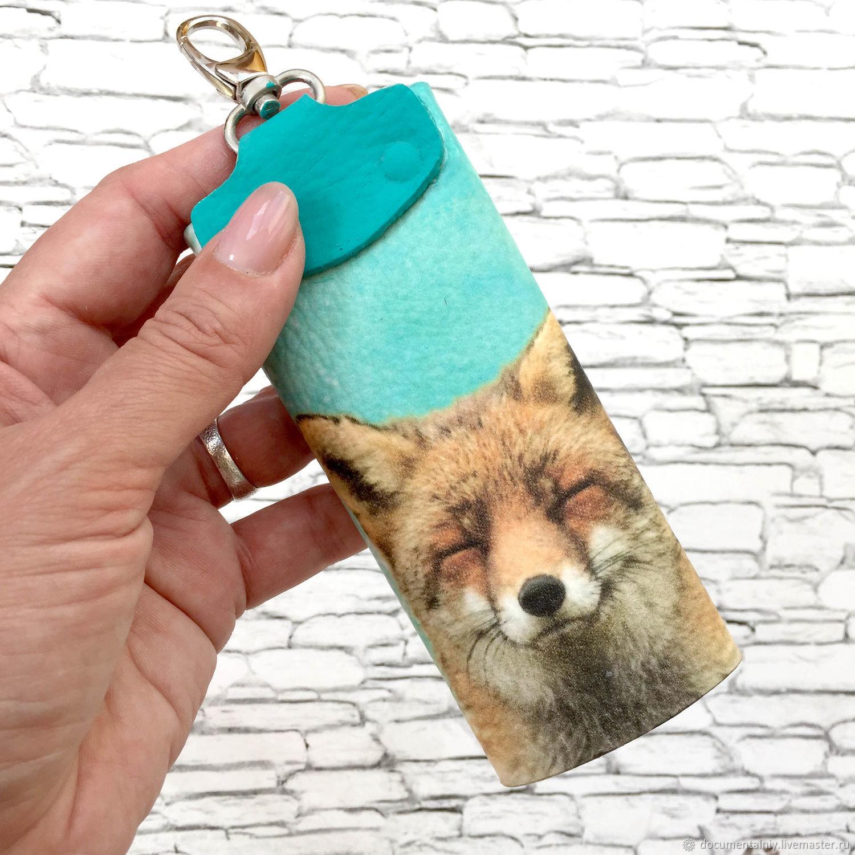 Housekeeper leather 'Fox', Housekeeper, Obninsk,  Фото №1