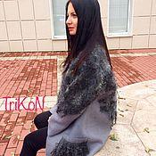 """Одежда ручной работы. Ярмарка Мастеров - ручная работа Пальто """" Фьюжин"""". Handmade."""