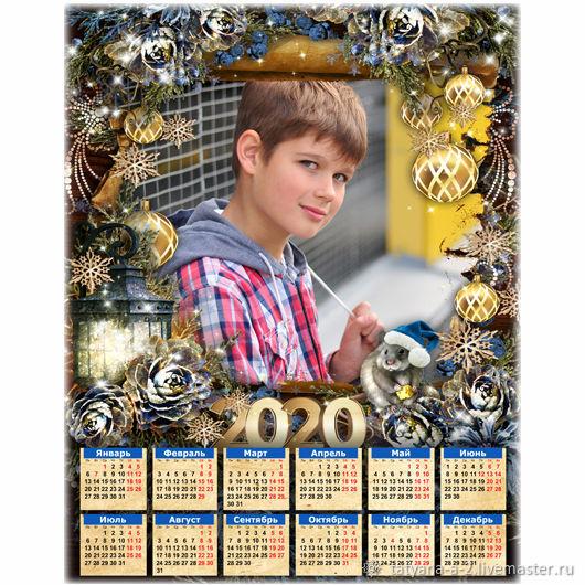 заказ календарь по фото красноярск простор можно