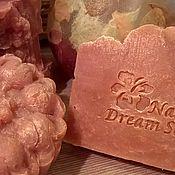 """Косметика ручной работы. Ярмарка Мастеров - ручная работа """"Полынь и Пачули"""" шелковое мыло-оберег. Натуральное мыло с нуля. Handmade."""