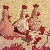 Куклы и игрушки ручной работы. Ярмарка Мастеров - ручная работа Петушок текстильный. Handmade.
