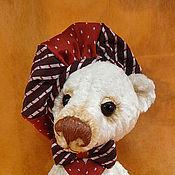 Куклы и игрушки ручной работы. Ярмарка Мастеров - ручная работа Медвежонок Тимурка. Handmade.