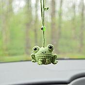 Сувениры и подарки handmade. Livemaster - original item Suspension in the car from the evil eye, Turkish eye amulet in the car. Handmade.