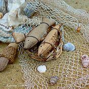Куклы и игрушки ручной работы. Ярмарка Мастеров - ручная работа Дочь рыбака. Handmade.
