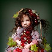 Куклы и игрушки ручной работы. Ярмарка Мастеров - ручная работа Смородинка. Handmade.