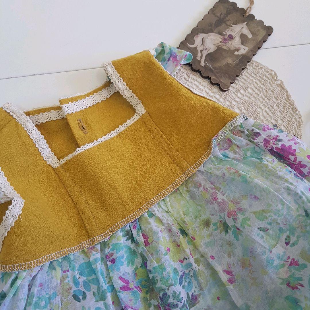 Платье-сарафан. Полюшко