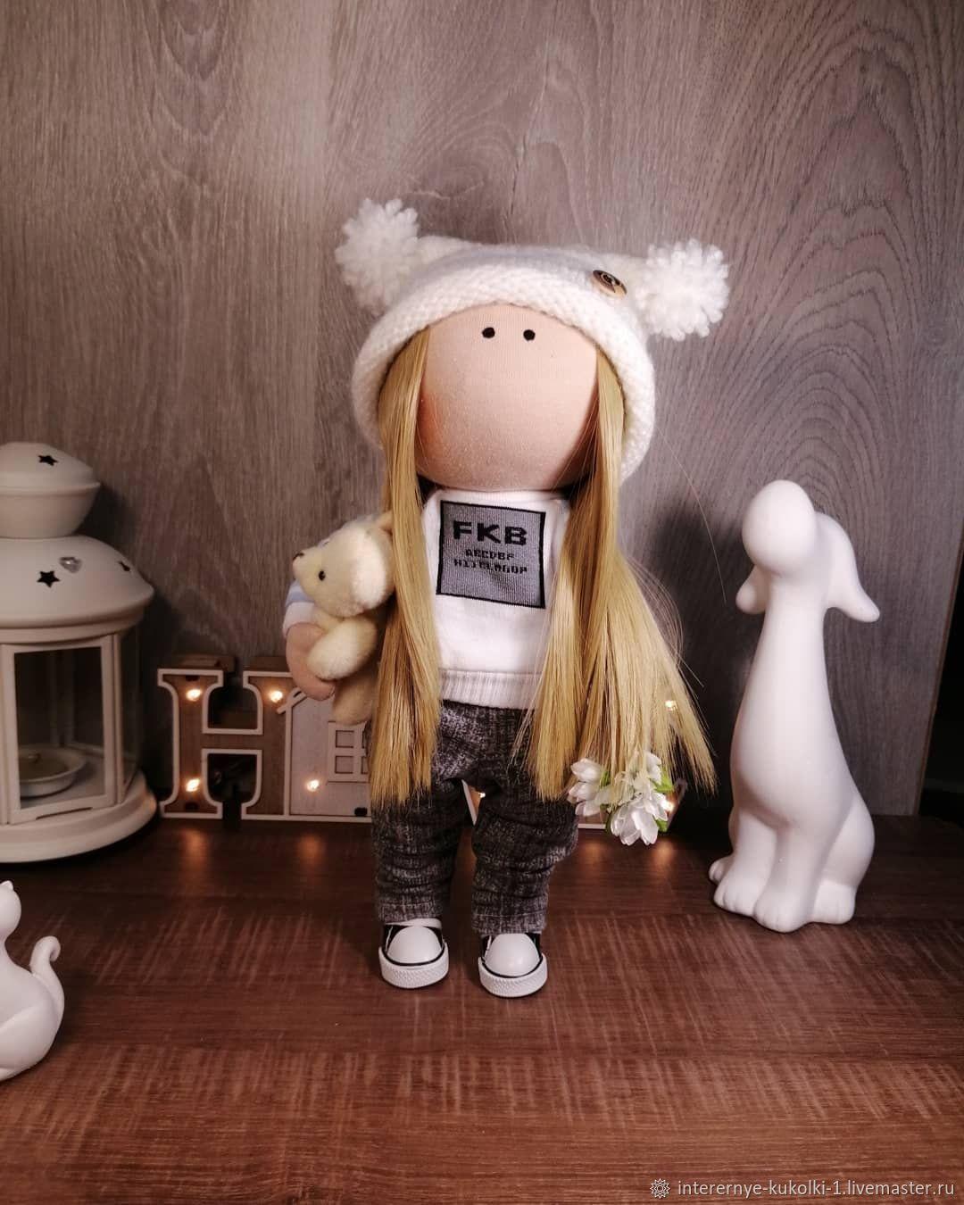Интерьерная кукла, Тыквоголовка, Фурманов,  Фото №1