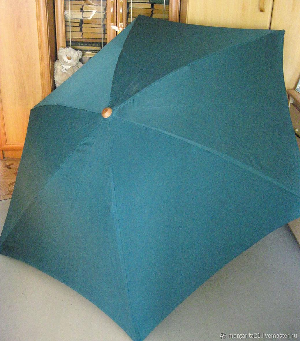 Зонты ручной работы. Ярмарка Мастеров - ручная работа. Купить Большой дачный (пляжный) зонт. Handmade. Купить зонт