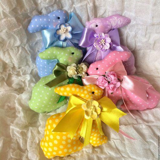 Куклы Тильды ручной работы. Ярмарка Мастеров - ручная работа. Купить Пасхальные кролики. Handmade. Комбинированный, пасхальные подарки, кролики