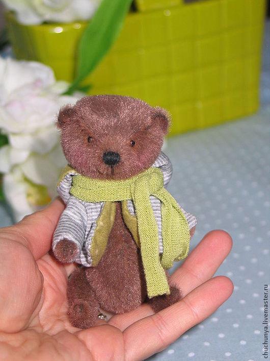 Мишки Тедди ручной работы. Ярмарка Мастеров - ручная работа. Купить Медвежонок Рикки. Handmade. Тедди, мишка тедди