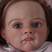 Куклы и игрушки ручной работы. Ярмарка Мастеров - ручная работа Сара (kit Frida by Karola Wegerich). Handmade.