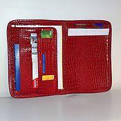 Сумки и аксессуары handmade. Livemaster - original item Folder leather 183к. Handmade.