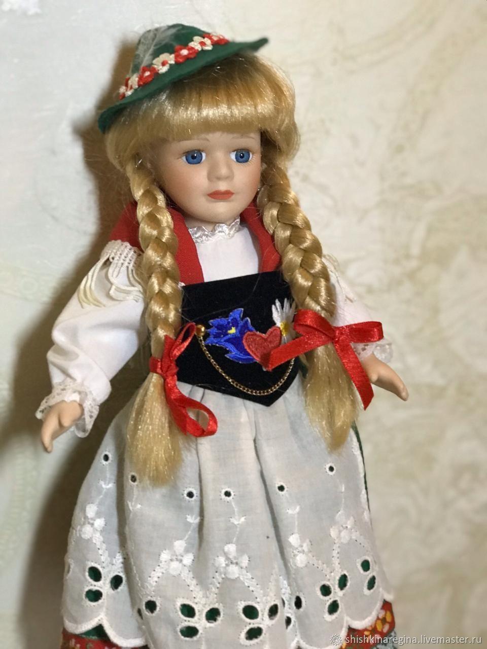 Коллекционные куклы 1970-1980 гг, Народная кукла, Санкт-Петербург,  Фото №1