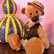 Куклы и игрушки ручной работы. Ярмарка Мастеров - ручная работа медведь Захарий. Handmade.