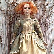 Куклы и игрушки ручной работы. Ярмарка Мастеров - ручная работа Авторская кукла Алиса. Handmade.