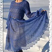 """Одежда ручной работы. Ярмарка Мастеров - ручная работа Ажурное платье """"Скоро весна"""". Handmade."""