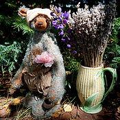 Куклы и игрушки handmade. Livemaster - original item Teddy Bears: Garden bear