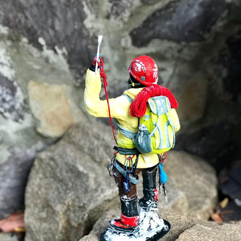 фигурки альпинистов картинки