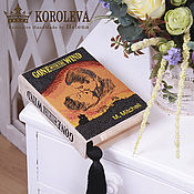 Сумки и аксессуары handmade. Livemaster - original item Clutch-book,