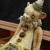 """Куклы и игрушки ручной работы. Ярмарка Мастеров - ручная работа Мартышка-тедди """"Обезя"""". Handmade."""