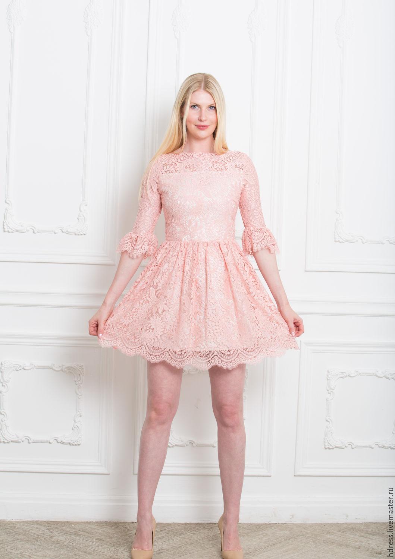 Платье из роз интернет магазин